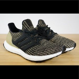 Adidas Ultraboost Primeknit Black Mocha Running